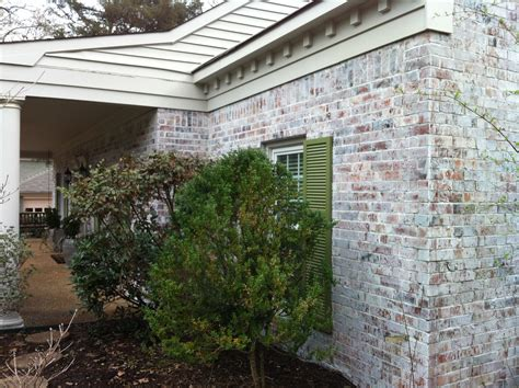memphis house painters beautiful knock off brick lime wash painted by calhoun