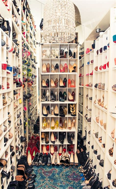 awesome shoe closet pictures photos and images for