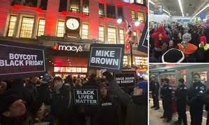 Black Friday Used Car Deals 2014 Uk Blackout Black Friday Ferguson Protesters Switch Their