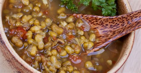 Detox With Mung Bean Soup by Cleansing Mung Bean Soup Recipe Nutrition Studies