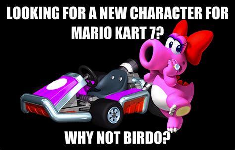 Mario Kart Memes - mario kart 7 meme birdo fan art 35258878 fanpop