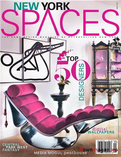 new york magazine home design issue new york spaces magazine september october 2012 187 download