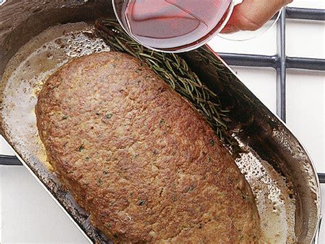 come cucinare il polpettone di carne come si prepara il polpettone di carne sale pepe
