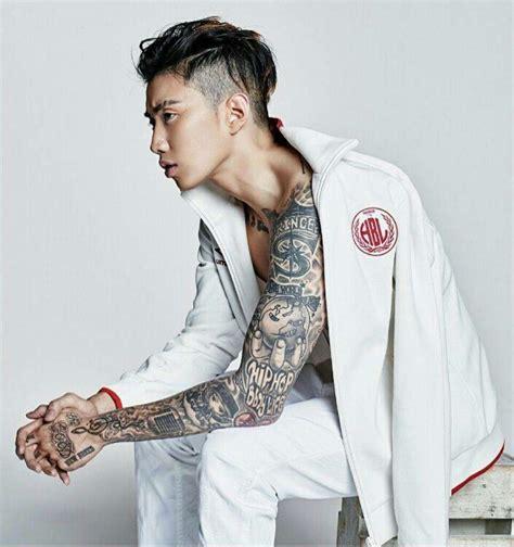 Jay Park New Tattoo 2015 | are tattoos illegal in korea k drama amino