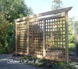 lattice trellis designs bower woods llc custom garden structures tuscan trellis
