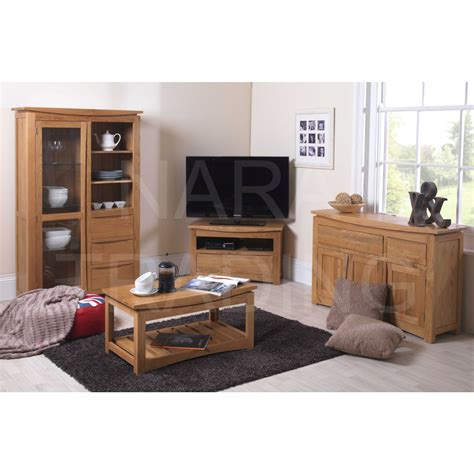 the oak room crescent solid oak furniture small sideboard