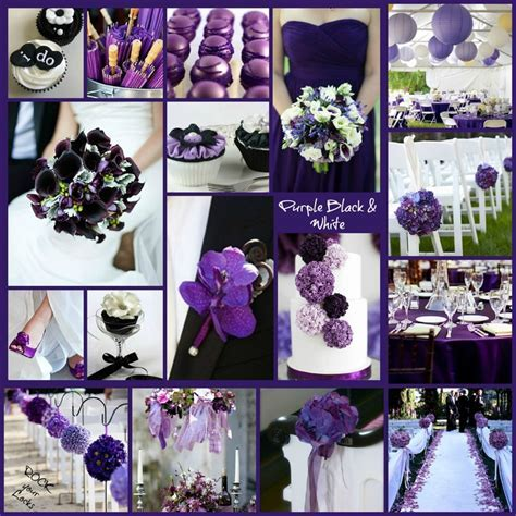 Best 20  Purple black wedding ideas on Pinterest