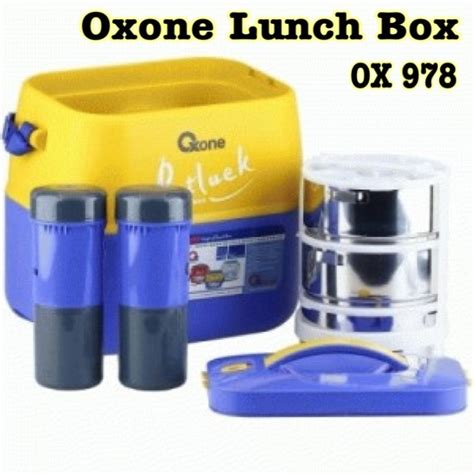 Oxone Lunch Box our chic shop pusat dropship grosir ecer murah