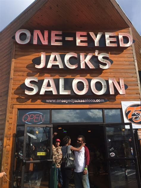 one eyed jacks room one eyed s saloon 18 reviews dive bars 1304 st sturgis sd restaurant reviews