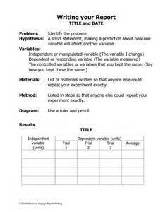 Science Project Written Report Sample Aep Science Fair Air Mrs Morritt Science