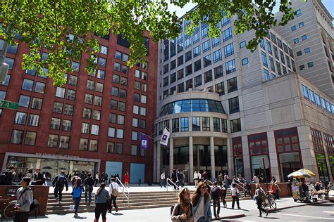 Nyu Mba Admissions Events by Nyu Looks To Boost Veteran Ranks
