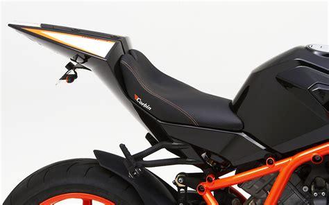 Ktm Rc8 Rear Seat Ktm Rc8 Receives Corbin Seat