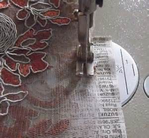 cara memotong kain brukat tips menjahit kebaya dari kain brokat