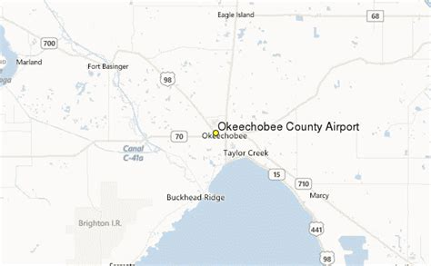Okeechobee County Records Okeechobee County Airport Fl Weather Station Record Historical Weather For