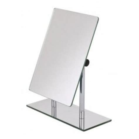 Free Standing Bathroom Mirrors Large Free Standing Bathroom Mirror Large Chrome Modern Free Standing Pedestal Cosmetic Bc