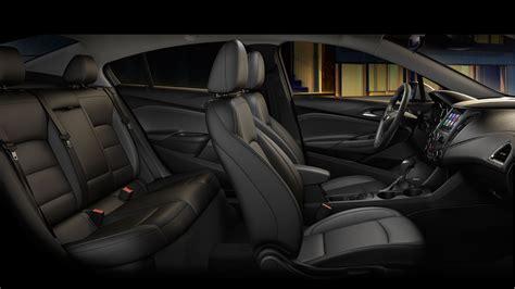 Trax Interior Valley Chevy 2017 Chevrolet Cruze Leather Interior