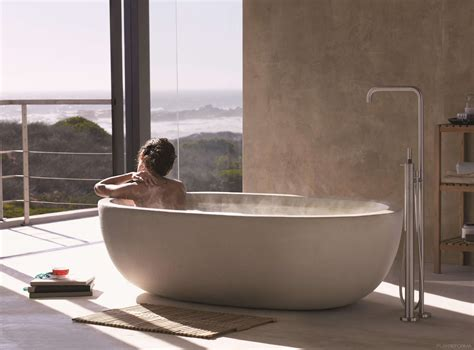 naturstein badewanne naturstein badewanne exklusive badezimmer ideen design