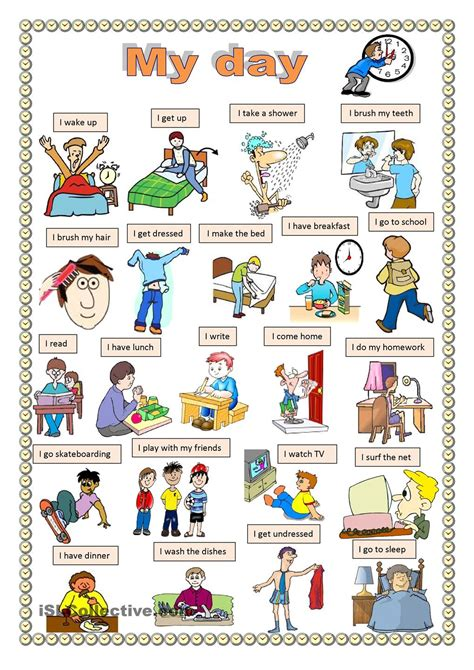 imagenes english day exercises with keys free english materials for you