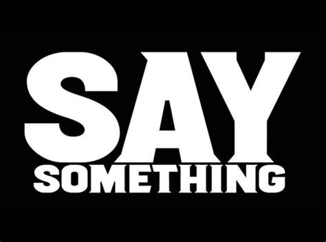 Say Something by Say Something Chris Stapleton