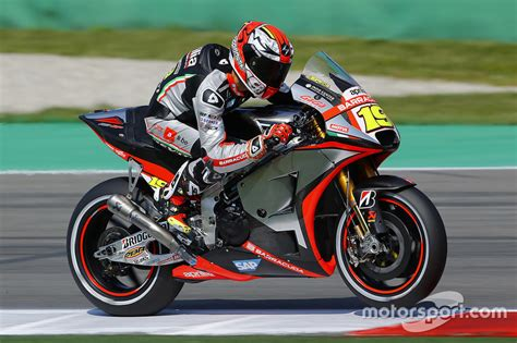 Alvaro Bautista, Aprilia Racing Team Gresini at Dutch TT