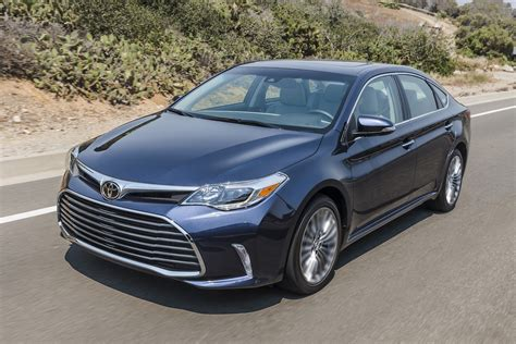 price of new toyota avalon 2017 toyota avalon review ratings specs prices and