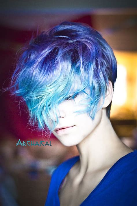 hair style woman 52 play boy 25 best ideas about short dyed hair on pinterest short