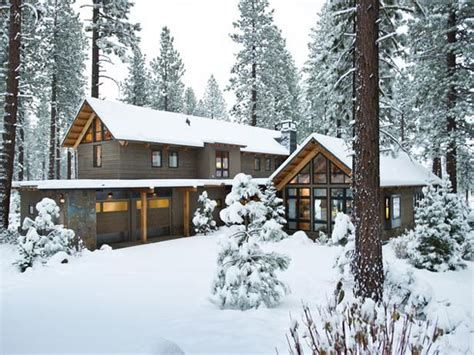 winter mountain house ideas snow mountain houses