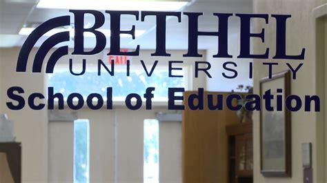 Bethel Mba Accreditation by Bethel S School Of Education Loses Accreditation Wbbj Tv