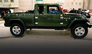 Jeep Gladiator Concept Jeep Gladiator 2015 2016 Image The Knownledge
