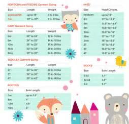 Baby Mattress Size Chart by Babies Shoe Size Chart Car Interior Design