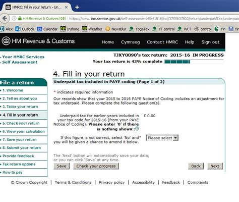 calculator online lengkap view your tax return estimate with the e lodge tax return
