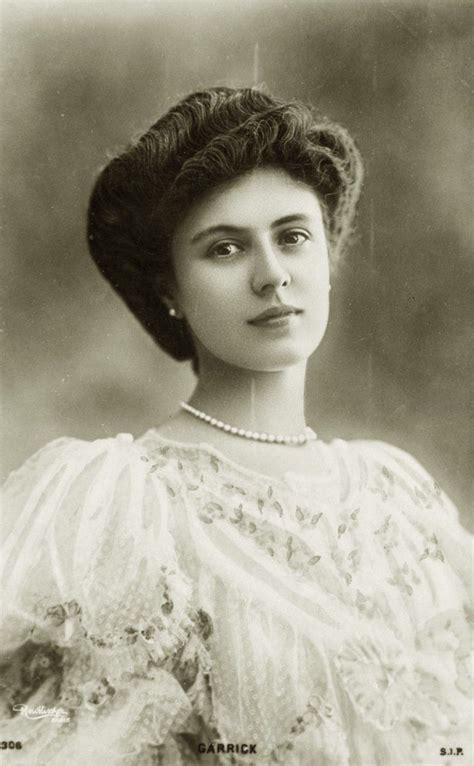 hair stuyles 1900 vintage elegant edwardian lady 003 by mementomori stock on