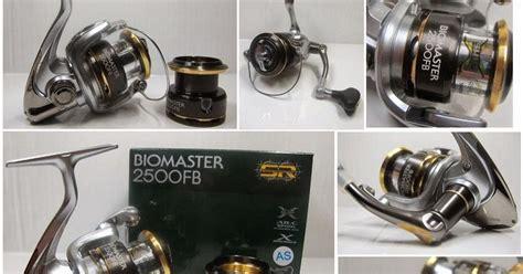 Alat Pancing Shimano alat alat pancing murah by anjapul reel shimano biomaster fb