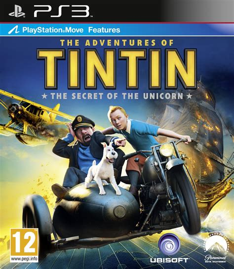The Adventures Of Tintin The Shooting the adventures of tintin the box for playstation 3 gamefaqs