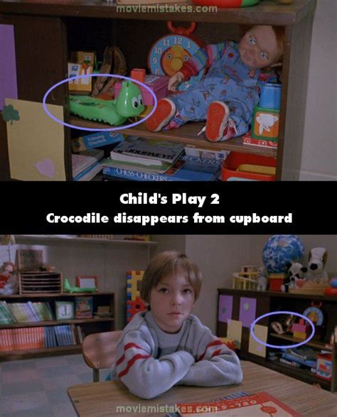 chucky movie mistakes child s play 2 movie mistake picture 5