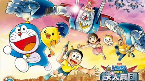 doraemon movie all nobita and doraemon steel troops full movie in hindi www