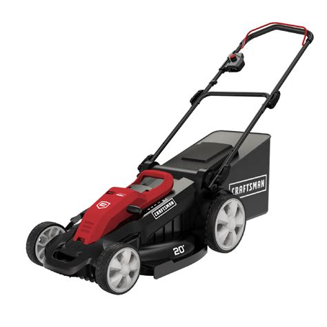 craftsman 40v electric mower lawn garden lawn mowers
