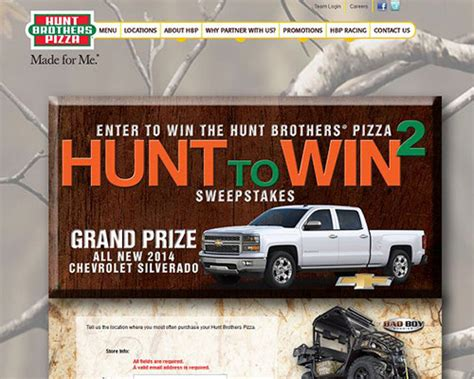 Sweepstakes Management - sweepstakes management cottonwood promotions
