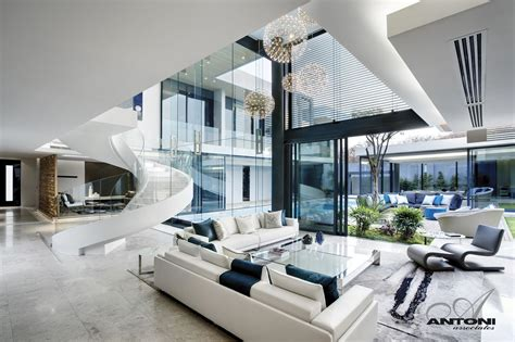modern interiors for homes modern mansion with perfect interiors
