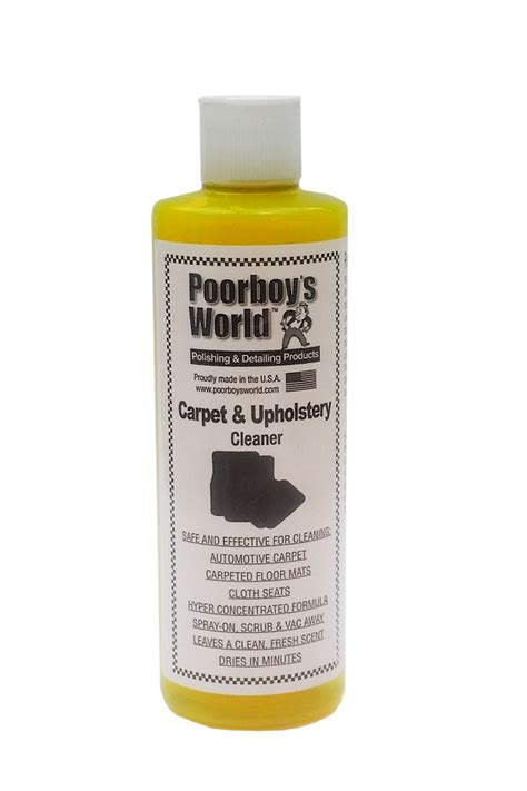 professional boat upholstery cleaner poorboys world carpet upholstery cleaner