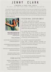 yoga resume templates printable templates free