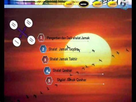 tutorial shalat jamak full download thaharah media pembelajaran pai