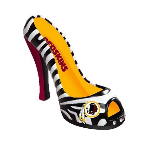 redskins high heels washington redskins high heel shoe bottle opener