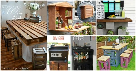 diy home bar ideen 5 einfache schritte wie sie bartresen aus paletten selber