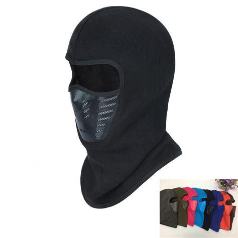 Cover Mask Masker Motor Winter Outdoor Motorcycle Windproof Hat Mask