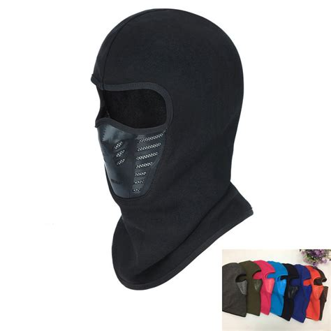 High Quality Winter Bicycle Windproof Motorcycle Face Mask