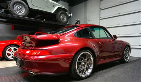 Porsche 993 For Sale by 1996 Porsche 911 993 Turbo For Sale Ddw Partners