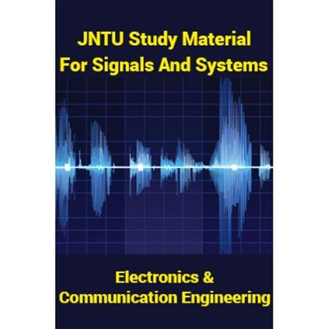 jntu study material  signals  systems electronics  communication engineering  panel