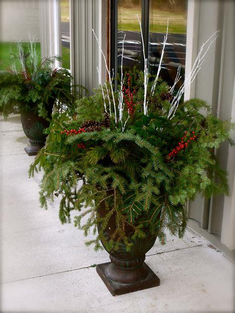 christmas urn designs outdoor urn decor decoration news