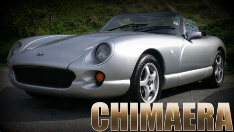 Tvr On Line Tvr Chimaera Griffith New Chassis Info Page Now Live